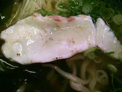 スシロー鯛だし塩ラーメン