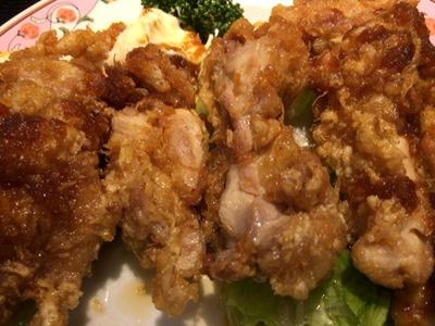 餃子の王将鶏もも肉の大判揚げセット