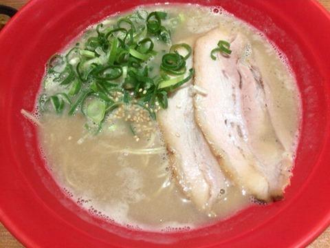 大衆麺食堂きんとら金虎らー麺