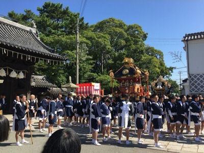 高砂神社秋祭り2019