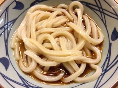 丸亀製麺うどん納涼祭ぶっかけうどん