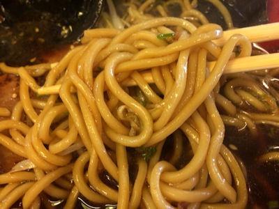 串カツ麺酒場串めんず高砂黒醤油らぁめん
