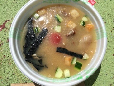第17回加古川楽市牛っと恵幸川冷製スープ