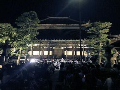 たかさご万灯祭2019十輪寺