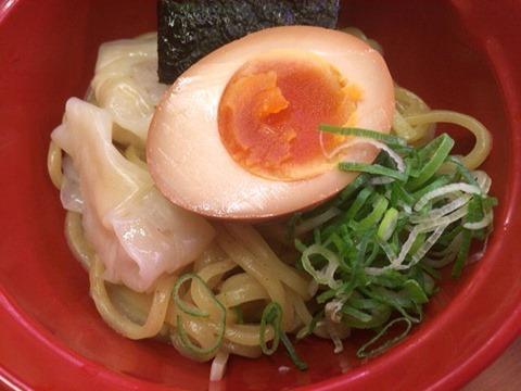 スシロー魚介豚骨つけ麺