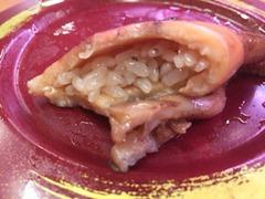 スシロー丸ごとイカ寿司
