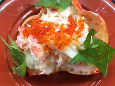 くら寿司北海フェアとかに祭り贅沢かにちらし