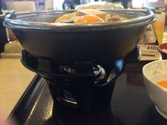 すき家牛すき鍋定食ごはん大盛