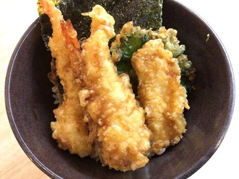 くら寿司くらランチ季節の天丼