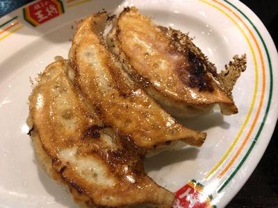 餃子の王将鶏のうま煮あんかけ焼そばフェアセット