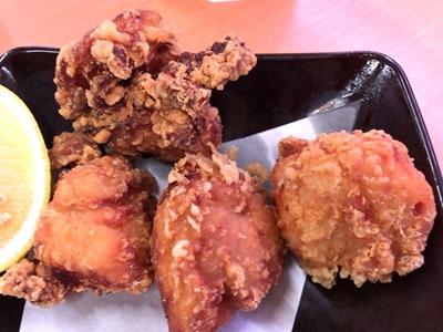 スシローまるごと北海道づくし札幌布袋の鶏ザンギ