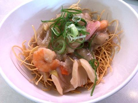 はま寿司のどぐろと九州うまいもん祭り長崎名物皿うどん