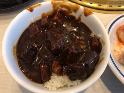 じゅうじゅうカルビ選べる冷たい麺と焼肉ランチ